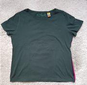 s Oliver T-Shirt Seitenstreifen Gr
