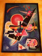 Wassily Kandinsky Im Blau