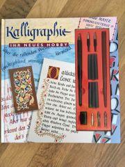 Kalligraphie-Lernbuch - Die Kunst der Schönschrift