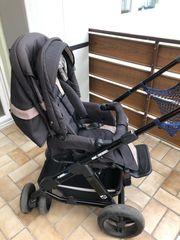 Kinderwagen Buggy Maxi Cosi komplettset