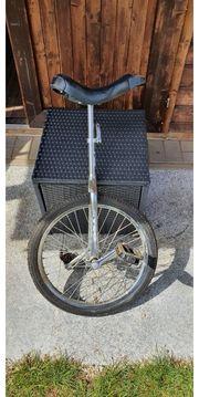 Einrad für Kinder - Sattel höhenverstellbar