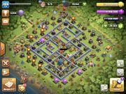 Clash Of Clans Account RH12