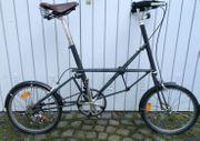 Alex Moulton AM7 Spaceframe Fahrrad