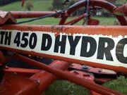 Fella Dreipunktkreisler TH 450 Hydro