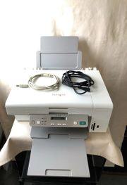Lexmark X3450 Multifunktionsgerät Drucker Kopierer