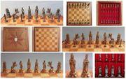 Sterling Silber Schach Schachbrett mit