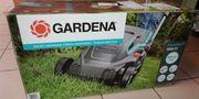 Gardena Elektro-Rasenmäher nagelneu