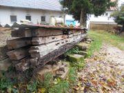 Eichebalken antik 200 Jahre alt