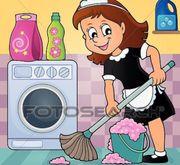 Haushaltshilfe putzfrau