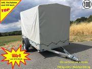 Humbaur Anhänger Startrailer 750 kg