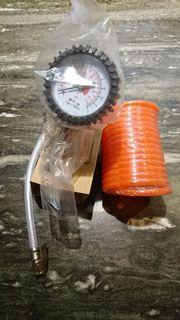 Reifenfüller Druckluftschlauch Druckluftset Kompressor Einhell