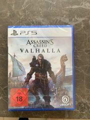 Assassins Creed Valhalla PS5 Version