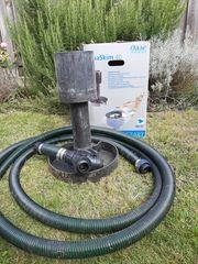 gebrauchter Oberflächenabsauger Oase AquaSkim 40