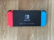 Neu Nitendo Switch mit Spiele