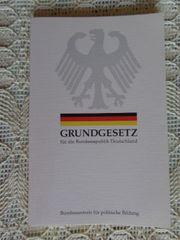 Vintage - Grundgesetz Jahrgang 1998