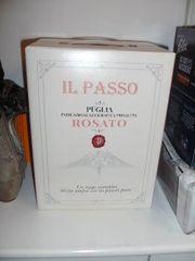 Il passo Rosato puglia Wein