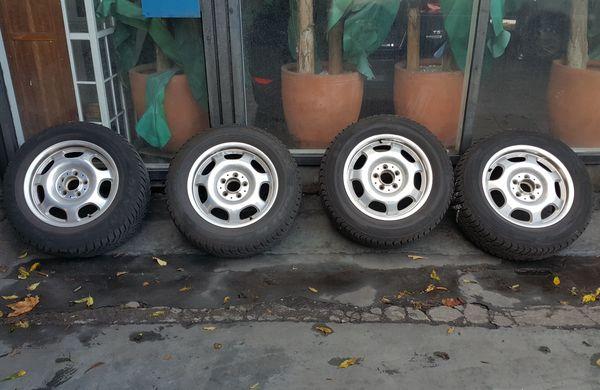225 60 R16 98H Winterkompletträder