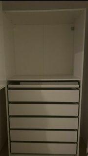 IKEA PAX Schrank mit Zubehör
