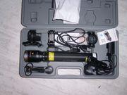 Profitaschenlampe Zweibrüder Led Lenser M17R