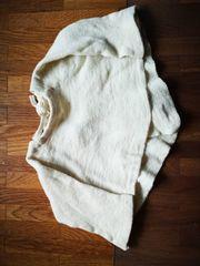 Bio-Wolle Seide Schlupfhend 62 68