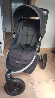 Römer Britax B-Motion 3 Black
