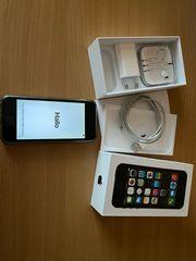 iPhone 5s 32 GB Spacegrey