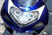 GSXR K3 Scheinwerfer LED-Umbau