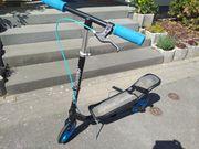 Space Scooter 540 x blau