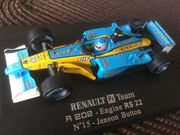 F1 Renault R202 Auto