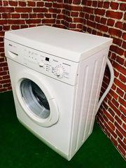 Eine kompakte Waschmaschine von Bosch