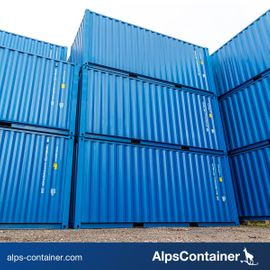 Bild 4 - 20ft 6m Seecontainer Lagercontainer in - Wolfurt
