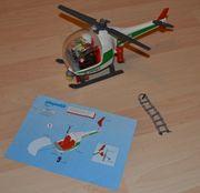Playmobil Polizei-Hubschrauber 3160