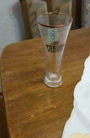 Borussia Mönchengladbach Tuborg Pilsener Glas