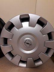 4 Stk Stahlfelgen Opel Astra