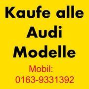 Ankauf Audi A4 Kombi Motorschaden