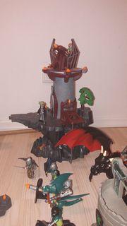 Playmobil - Drachenritter - kleine Burg