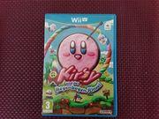 Wii U Spiel Kirby