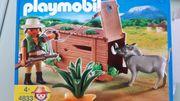 Playmobil 4833 Wilderer mit Lebendfalle