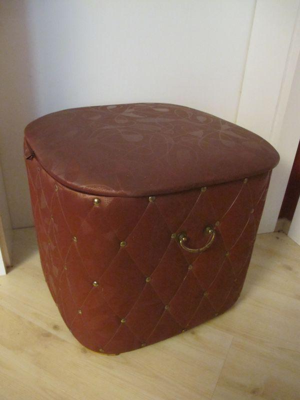 Wäschebox 50er Vintage retro Rarität