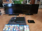 2 LCD Fernseher mit Ps4