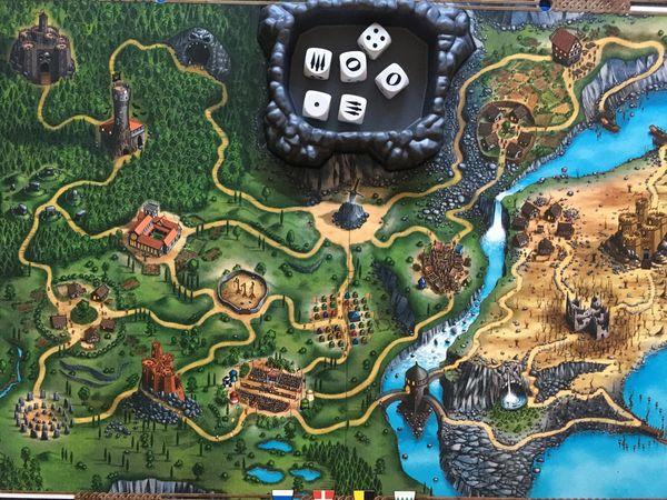 Abenteuer Spiel King Arthur von Ravensburger