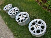 4 x Alfa Romeo Alufelgen -