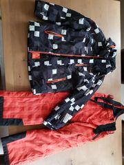 Skikombi Jacke Hose für Kinder