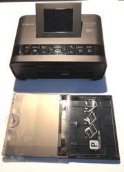 CANON Selphy mobiler Foto Printer