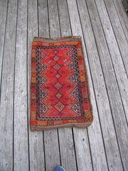 Handgeknüpfter Teppichsack