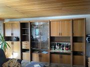 Wohnzimmerschrank-Wohnwand - Schrankwand - 4 30 x