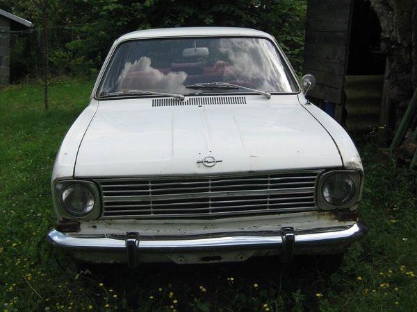 Oldtimer Opel Kadett B-L Ersatzteile