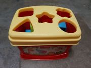 Fisher Price Formen sortieren