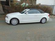 BMW 120 i Cabrio