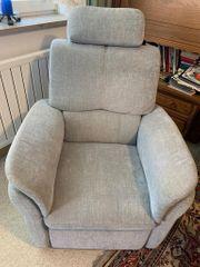 Komfort Sessel Schlafsessel 2stk